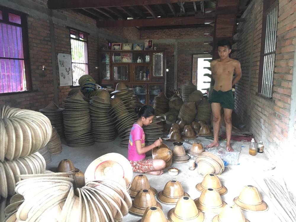 Kinderarbeit in Myanmar