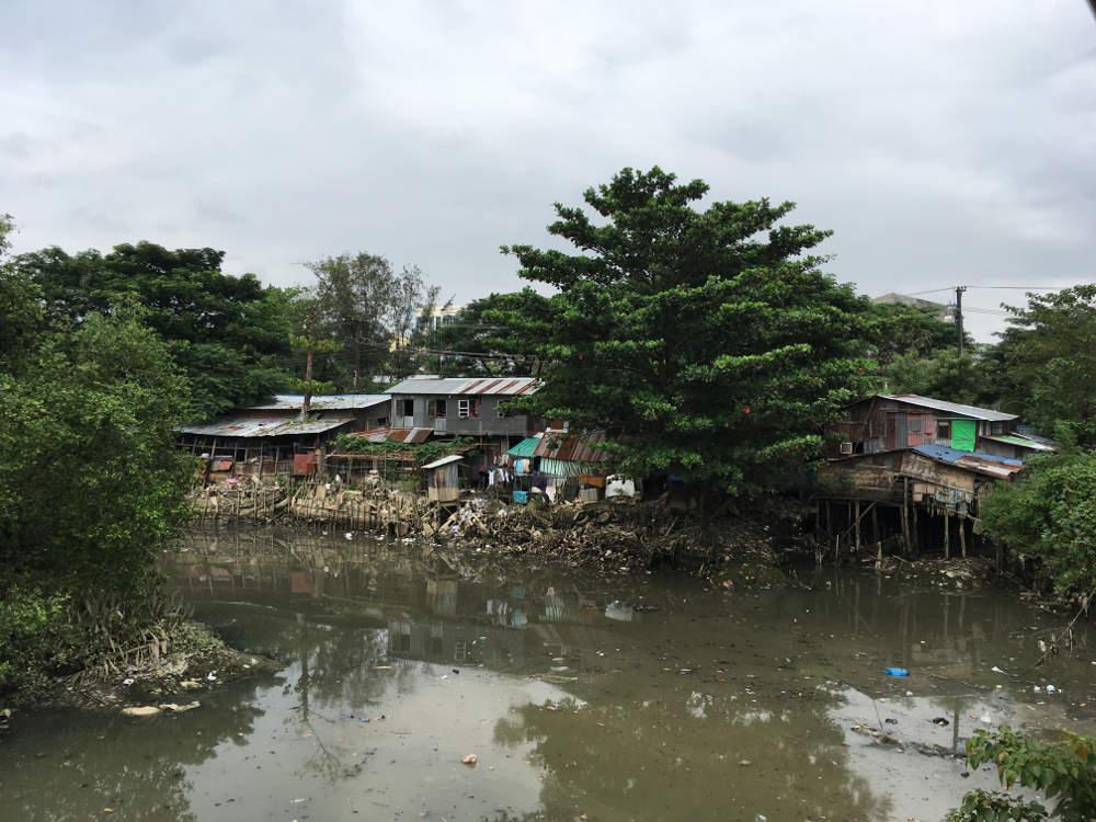 Wohnen in Myanmar