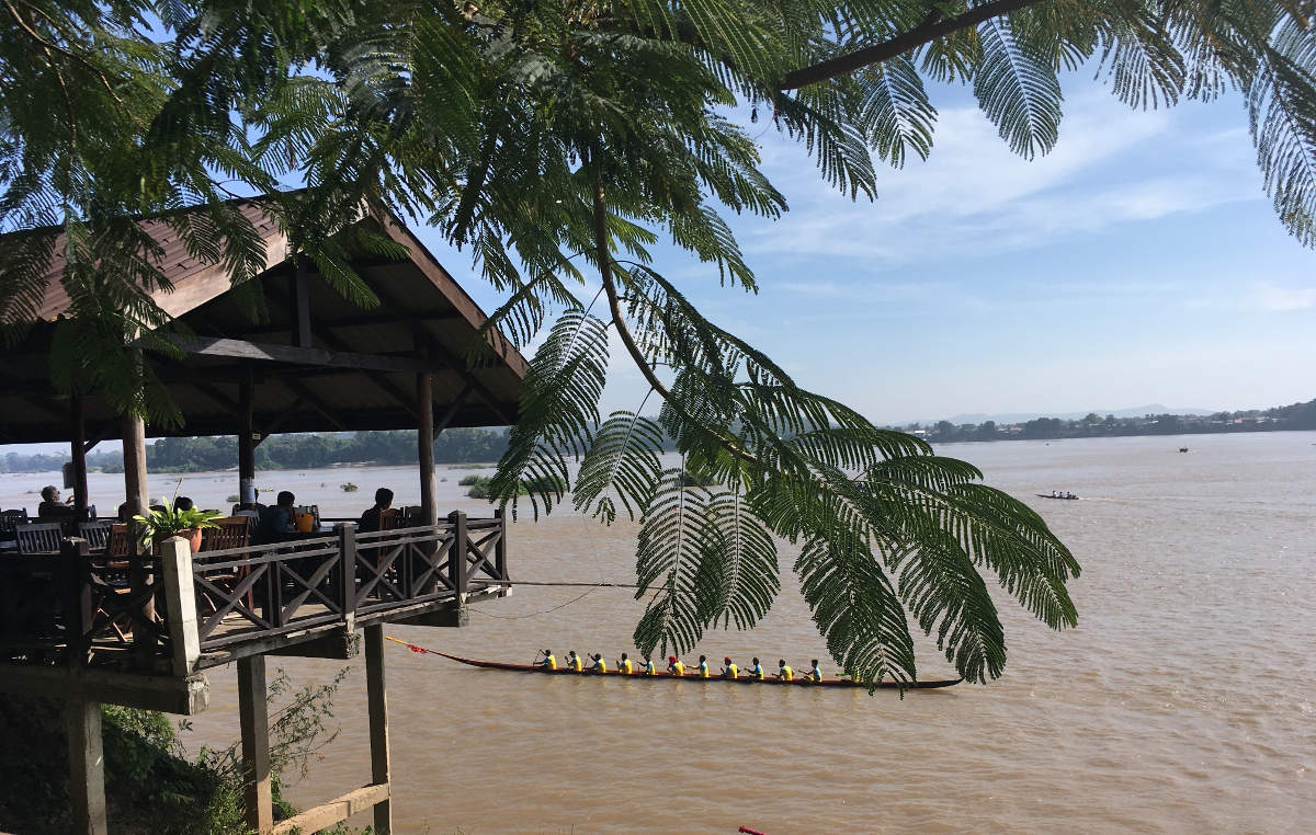 Am Mekong: 4000 Islands