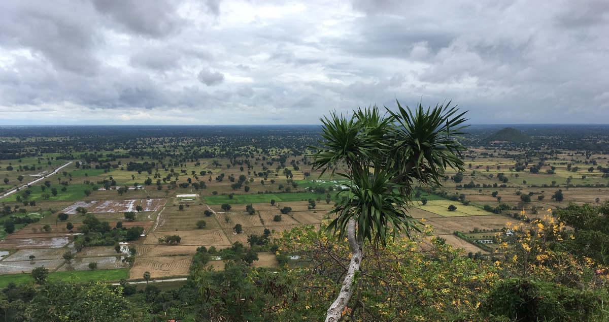Aussicht Battambang