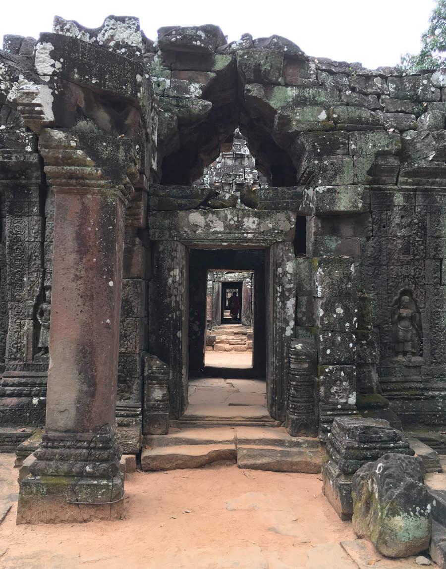 In Angkor