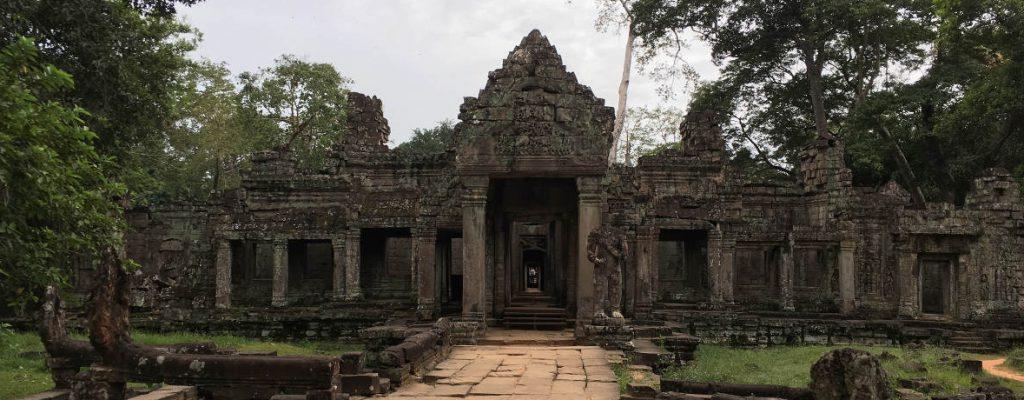 Tempel bei Angkor