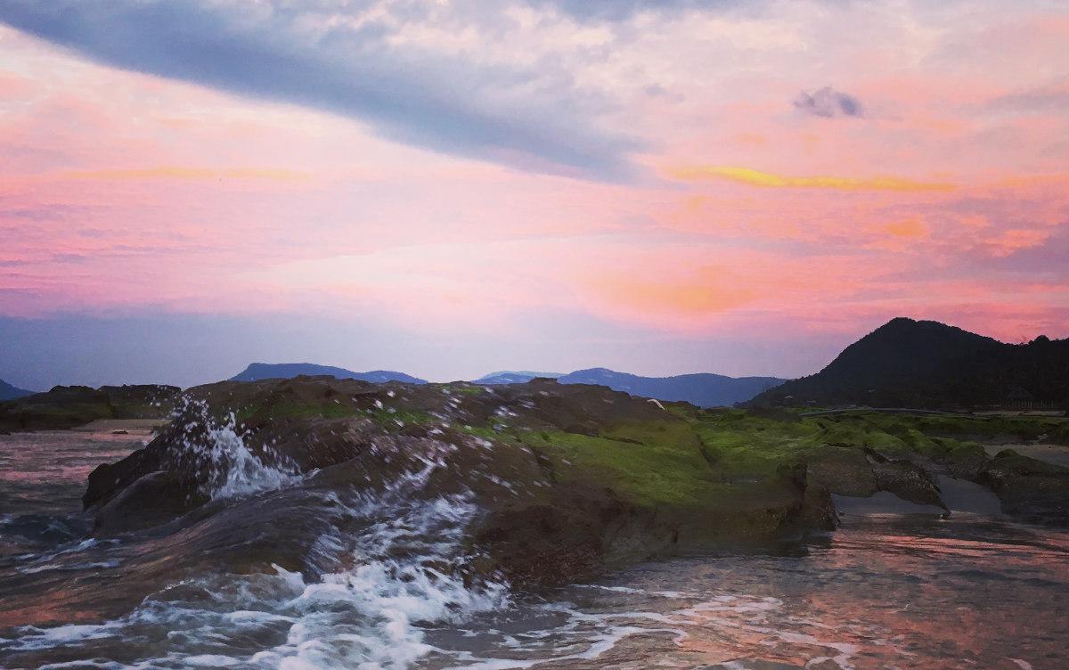 Phu Quoc an einer schönen Stelle