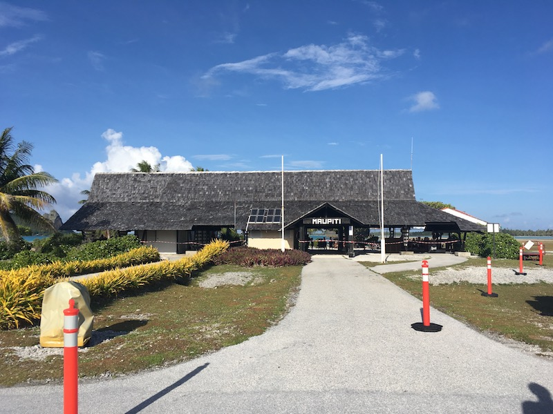 Maupiti Airport