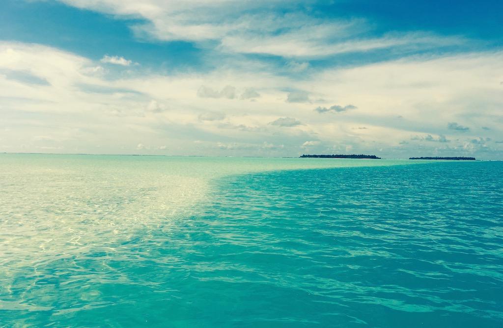 Maupiti Lagune