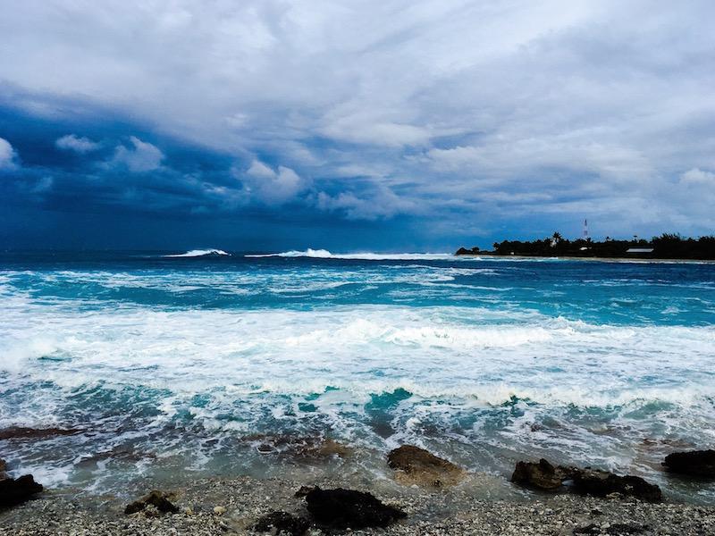 Rangiroa – da, wo ich auf die Delfine gewartet habe