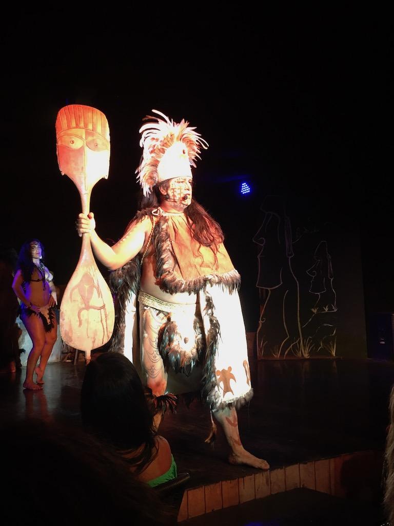 Rapa Nui-Show