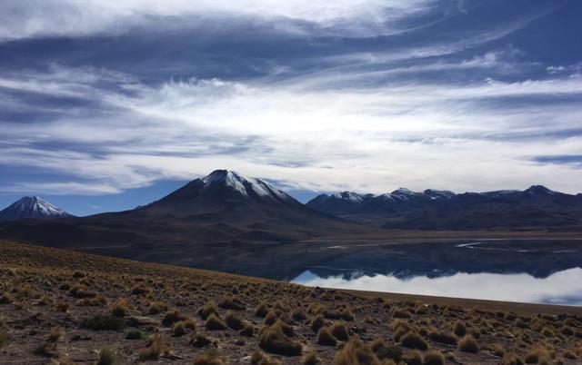 Atacama Desert: Lagunen