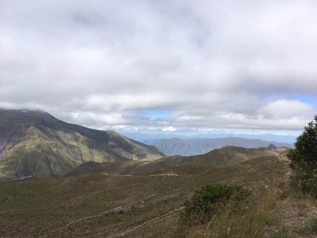 Bei Cachi - über 4000 Meter