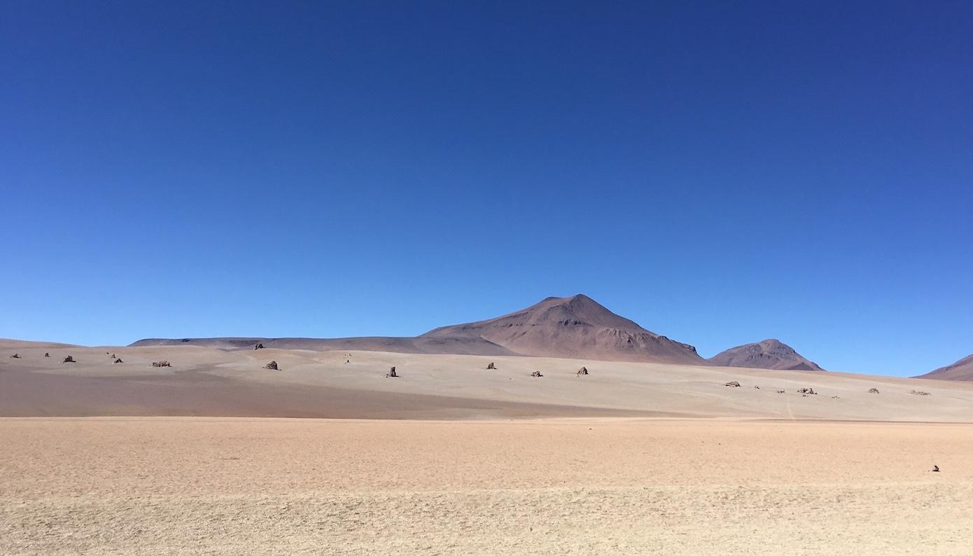 Uyuni-Tour: Die sogenannte Dalí-Desert