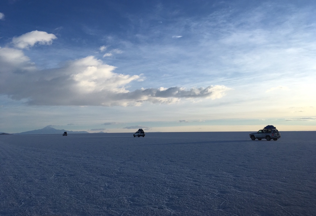 Salar de Uyuni: Mad Max-Feeling