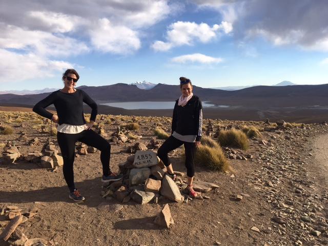 Der höchste Punkt der Uyuni-Tour.