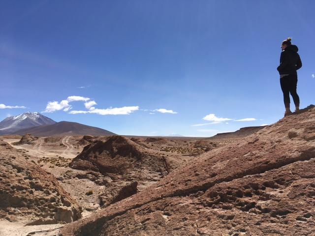 Irgendwo auf der Uyuni-Tour