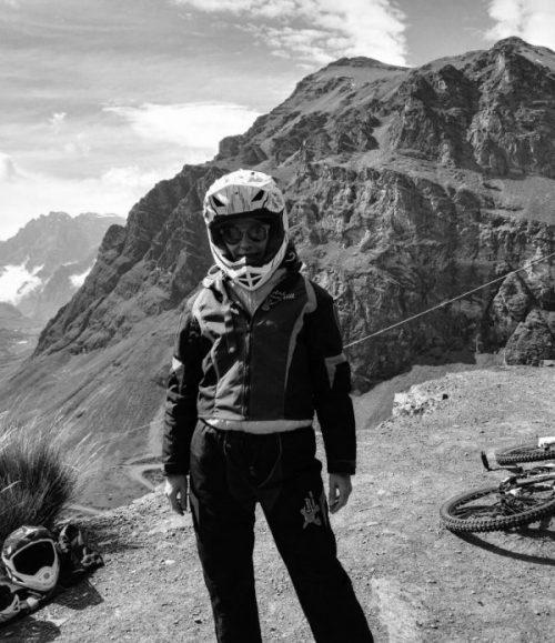 Deathroad: Ausgestattet wie beim Motocross