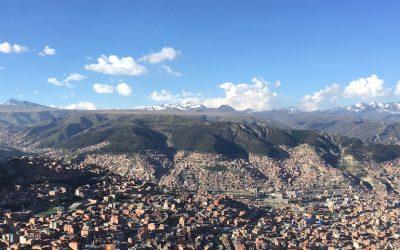 Bolivien – Stadtleben