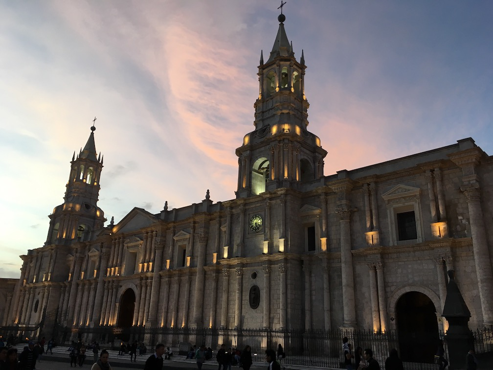 Arequipa Kathedrale