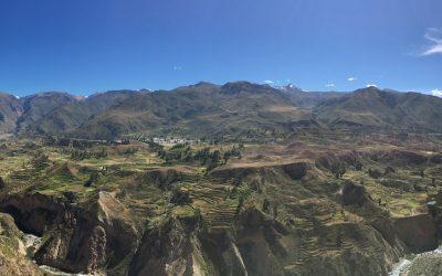 Des Nächtens in Peru I