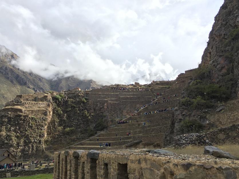 Valle Sagrado: Die Inka-Festung von Ollantaytambo