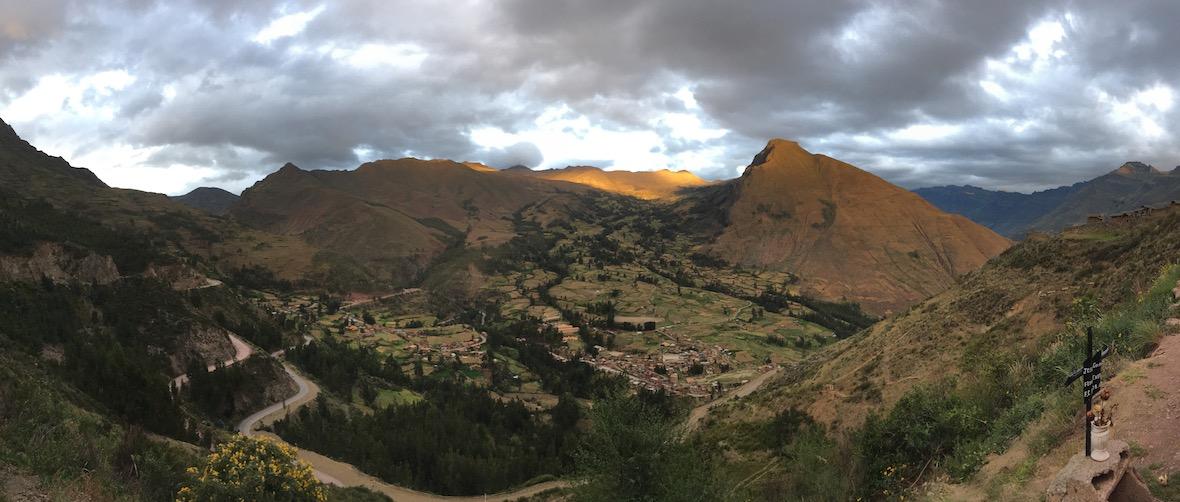 Valle Sagrado: Pisac