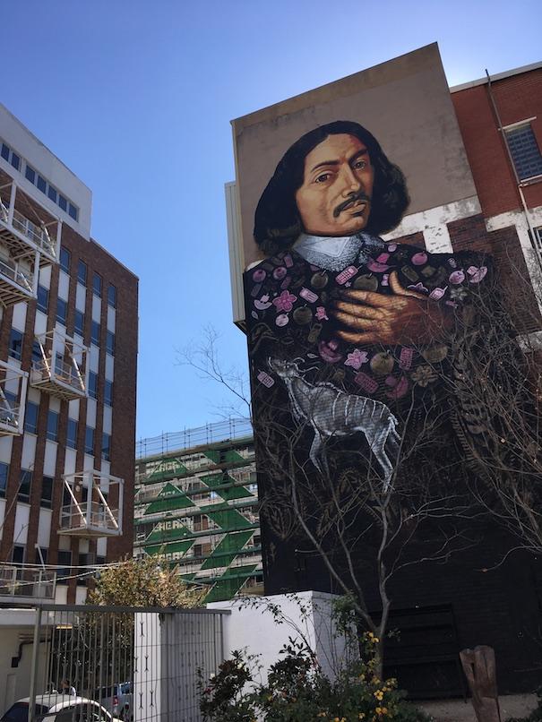 Graffiti-Kunst