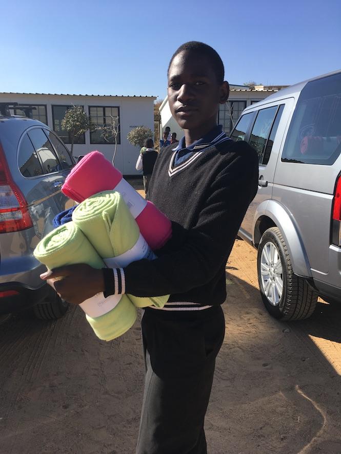 Uhambo Africa: Besuch einer Schule in Diepsloot, dem ärmsten Township Johannesburgs