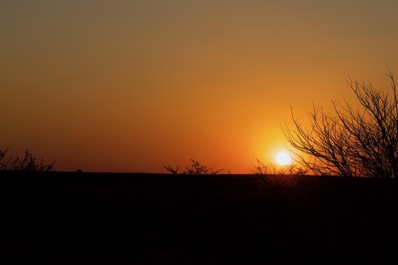CKGR Sunset